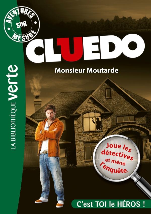 Aventures sur Mesure Cluedo 01 - Monsieur Moutarde