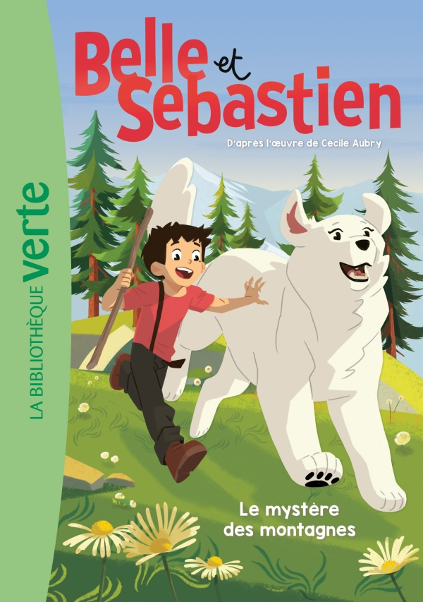 Belle et Sébastien 01 - Le mystère des montagnes