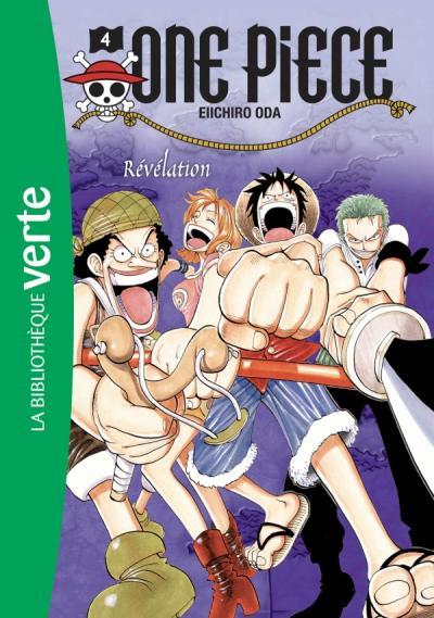 One Piece 04 NED - Révélation