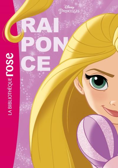 Princesses Disney 01 - Raiponce