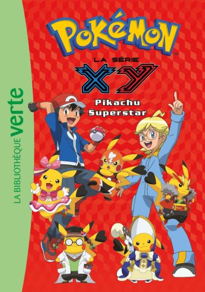 Pokémon 28 - Pikachu Superstar