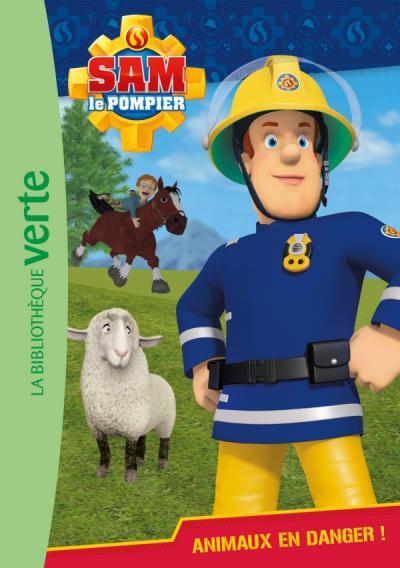 Sam le pompier 01 - Animaux en danger !
