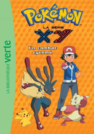 Pokémon 20 - Un combat rythmé