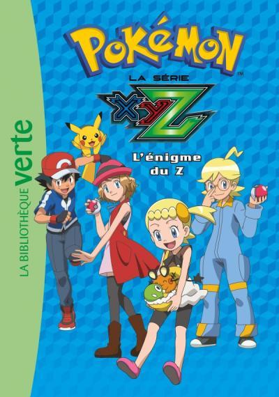 Pokémon 29 - L'énigme du Z