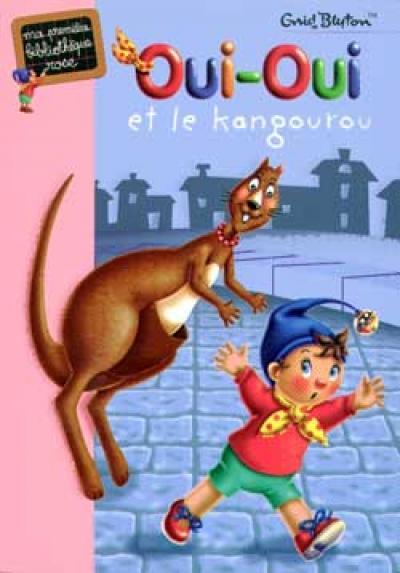 Oui-Oui et le kangourou