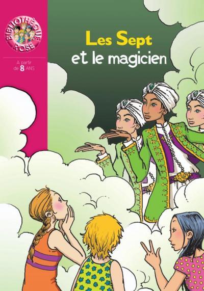 Les Sept et le magicien