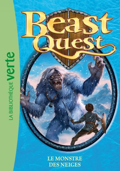 Beast Quest 05 - Le monstre des neiges