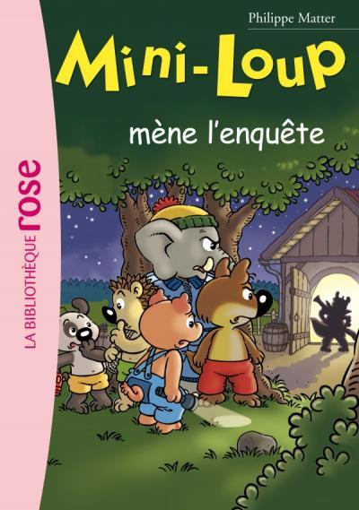 Mini-Loup 19 - Mini-Loup mène l'enquête