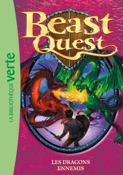 Beast Quest 08 - Les dragons ennemis