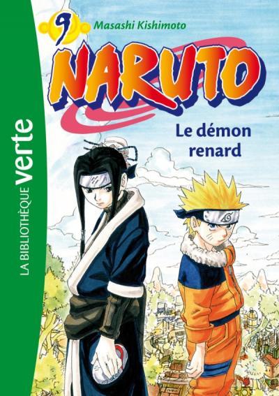 Naruto 09 - Le démon renard