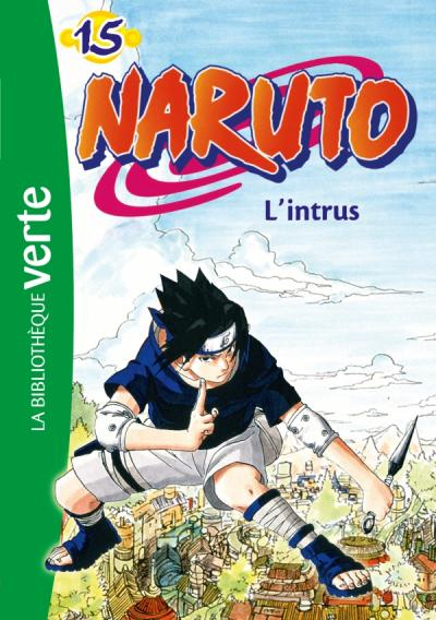 Naruto 15 - L'intrus