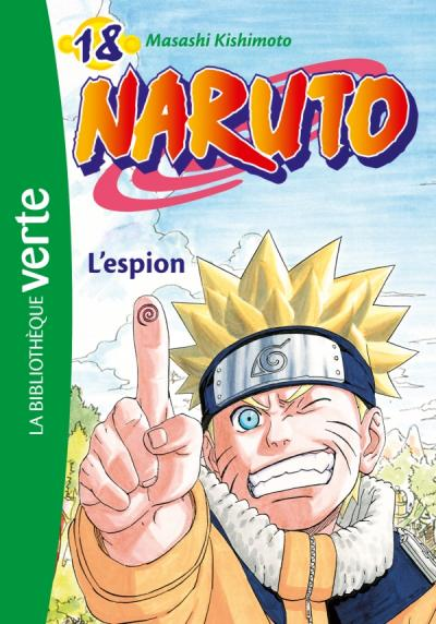 Naruto 18 - L'espion