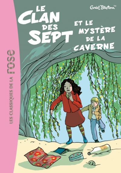 Le Clan des Sept 7 - Le Clan des Sept et le mystère de la caverne