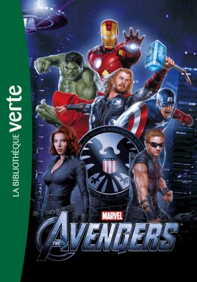 Bibliothèque Marvel 01 - The Avengers - Le roman du film