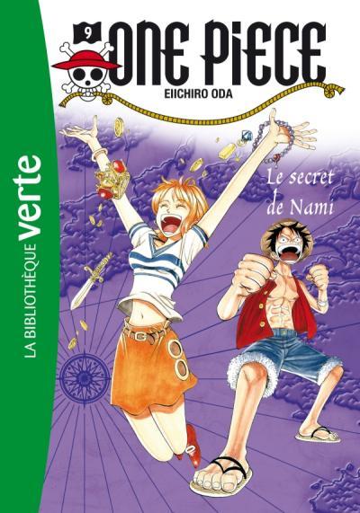 One Piece 09 - Le secret de Nami