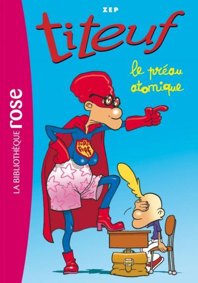 Titeuf 08 - Le preau atomique