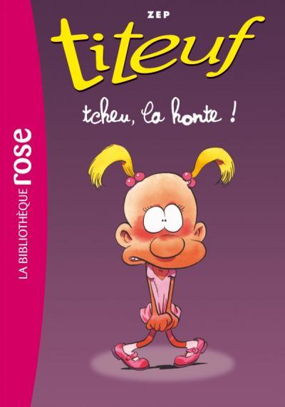 Titeuf11 - Tcheu, la honte !