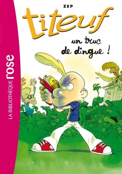 Titeuf 14 - UN TRUC DE DINGUE