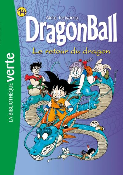 Dragon Ball 14 - Le retour du dragon