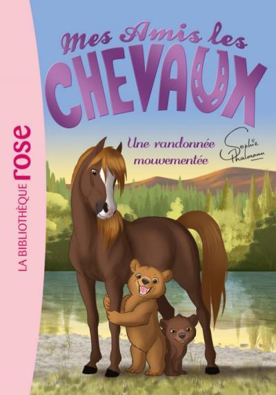 Mes amis les chevaux 05 - Une randonnée mouvementée