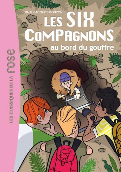 Les Six Compagnons 04 - Les Six Compagnons au bord du gouffre