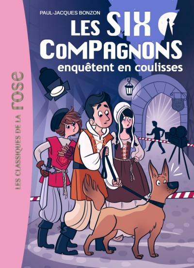 Les Six Compagnons 5 - Les Six Compagnons enquêtent en coulisses