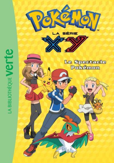 Pokémon 22 - Le spectacle Pokémon