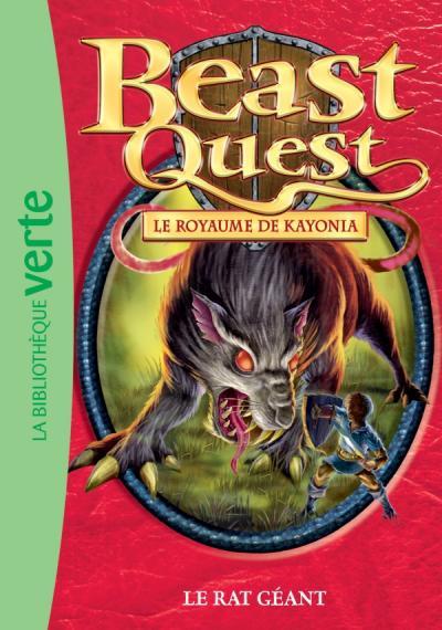 Beast Quest 36 - Le rat géant