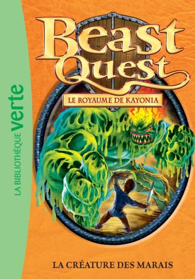Beast Quest 38 - La créature des marais