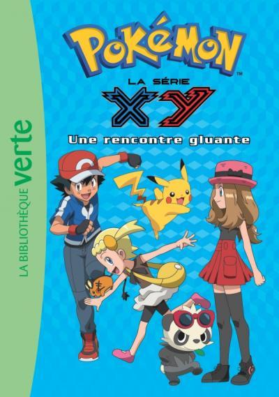 Pokémon 24 - Une rencontre gluante