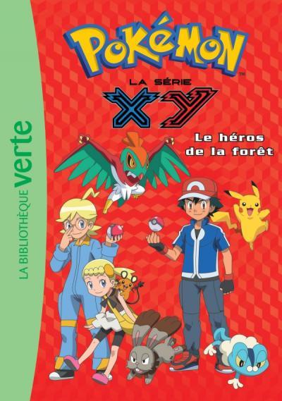 Pokémon 19 - Le héros de la forêt