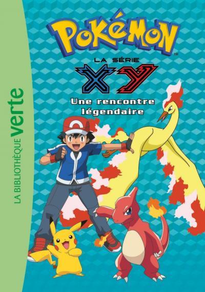 Pokémon 27 - Une rencontre légendaire