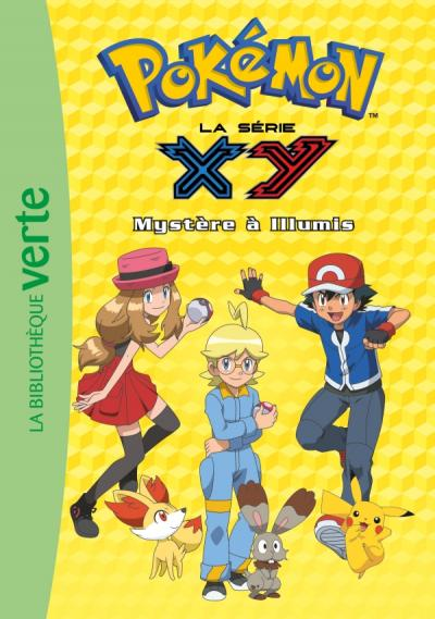 Pokémon 15 - Mystère à Illumis