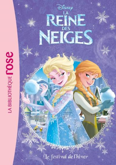 La Reine des Neiges 02 - Le festival de l'hiver