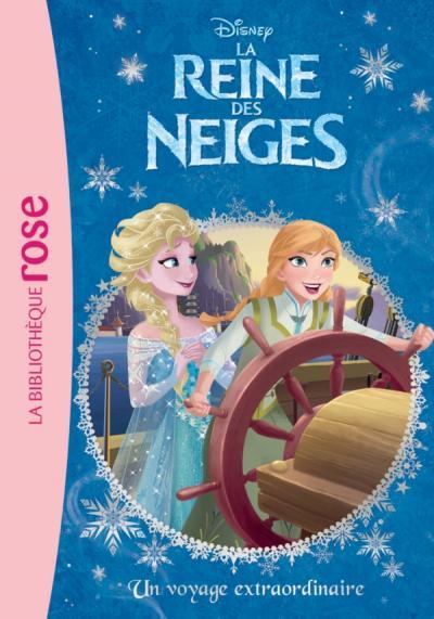 La Reine des Neiges 04 - Un voyage extraordinaire