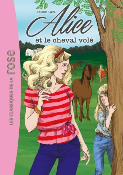 Alice 01 - Alice et le cheval volé