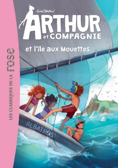 ARTHUR ET CIE 01 - ARTHUR ET CIE ET L'ILE AUX MOUETTES