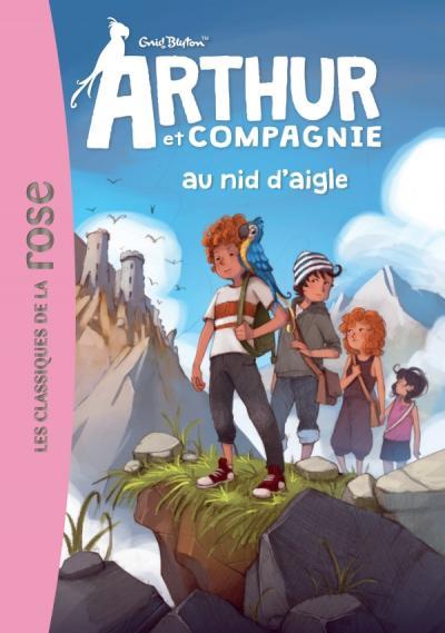 ARTHUR ET CIE 02 - ARTHUR ET CIE AU NID D'AIGLE