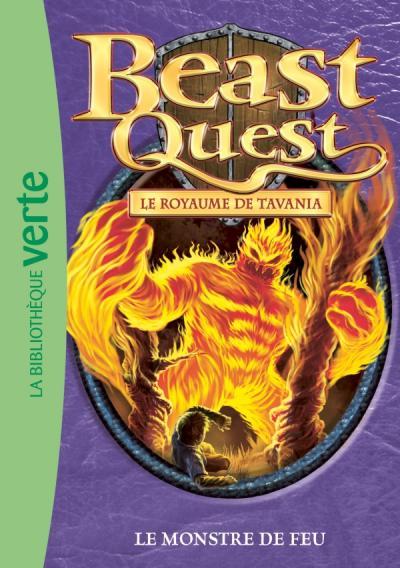 Beast Quest 42 - Le monstre de feu