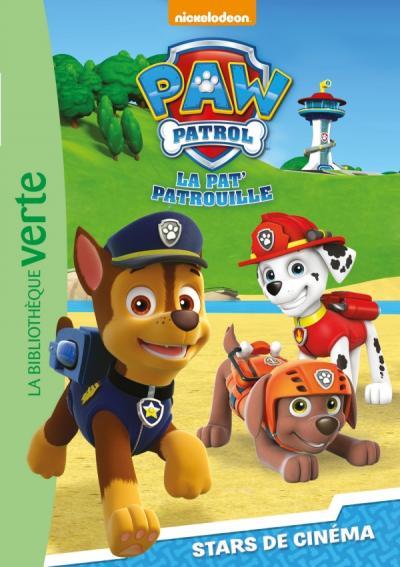 Paw Patrol La Pat' Patrouille 03 - Stars de cinéma