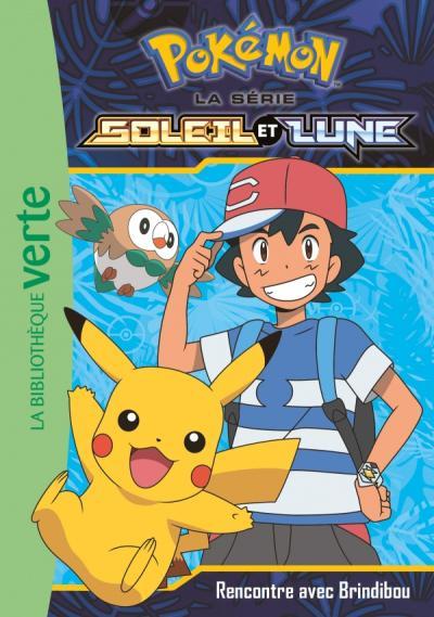 Pokémon Soleil et Lune 04 - Rencontre avec Brindibou
