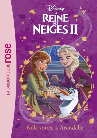 La Reine des Neiges 2 06 - Folle soirée à Arendelle