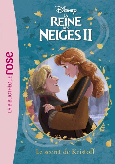 La Reine des Neiges 2 07 - Le secret de Kristoff