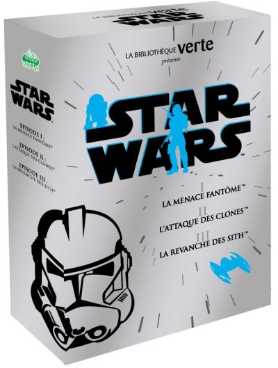 Coffret Star Wars - Episode 1, 2 et 3