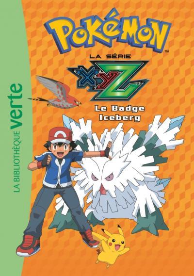 Pokémon 33 - Le Badge Iceberg