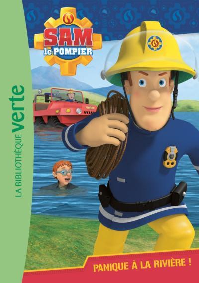 Sam le pompier 02 - Panique à la rivière !