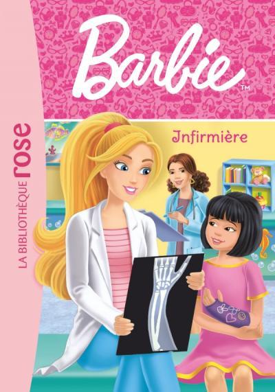 Barbie - Métiers 06 - Infirmière
