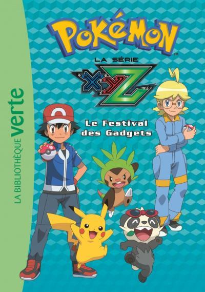Pokémon 34 - Le Festival des Gadgets