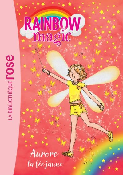 Rainbow Magic 03 - Aurore, la fée jaune