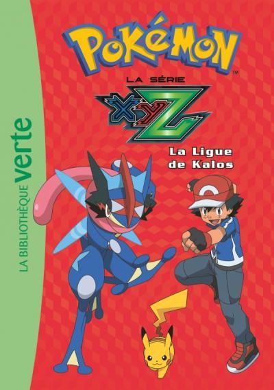 Pokémon 35 - La Ligue de Kalos